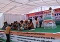 The MLA, Jhabua, Shri Xavier Meda addressing at the inauguration of the Bharat Nirman Jan Soochna Abhiyaan, organised by the Press Information Bureau Indore, at Jhabua, Madhya Pradesh on August 11, 2013.jpg