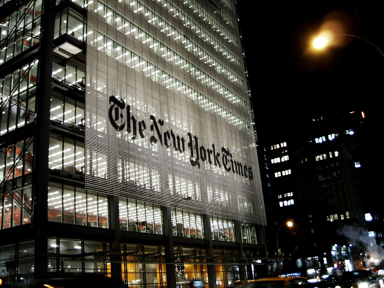 Francois Illas New Tradition: New York Times Lies About Gun Laws To Excuse Leftist Violence