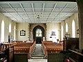 The Parish Church of Broughton St John the Baptist, Interior - geograph.org.uk - 866927.jpg