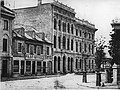 The Pilot office, west side of Place d Armes, Montreal, QC, 1868.jpg