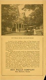 Hot Wells (San Antonio, Texas)