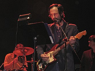 David Berman (musician) - Berman performing with Silver Jews at Webster Hall in 2006