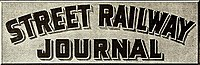 The Street railway journal (1899) (14572414908).jpg