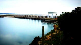 dam in Al-Thawrah District, Raqqa Governorate, Syria