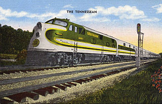 <i>Tennessean</i> (train)