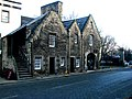 The Tourist Information Office, Holyrood Palace - geograph.org.uk - 637894.jpg