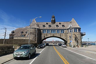 Narragansett Pier, Rhode Island - The Towers