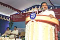 The Union Minister of Communications and Information Technology, Shri A. Raja addressing at the launch of the India Post Freighter, in Chennai on September 13, 2009.jpg