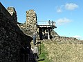 The Viewing Platform, Scarborough Castle - geograph.org.uk - 1778249.jpg