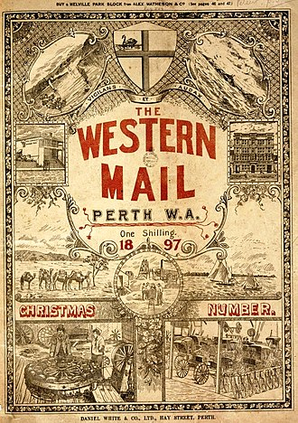 Western Mail (Western Australia) - The 1897 Christmas Number