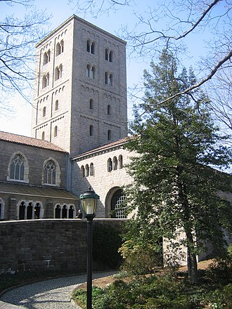 Fort Tryon Park - The Cloisters