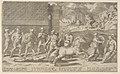 The combat of Hector and Achilles, and Achilles dragging the body of Hector around the walls of Troy MET DP812455.jpg