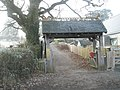 The entrance to Holy Trinity, Newtown - geograph.org.uk - 1114675.jpg