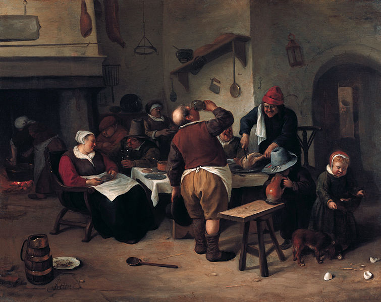 File:The fat kitchen, by Jan Steen.jpg