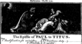 The holy Bible ornamented with engravings by James Fittler from celebrated pictures by old masters Fleuron T095050-47.png