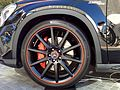 The tire wheel of Mercedes-Benz GLA45 AMG 4MATIC Edition 1 (X156).JPG