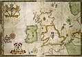 The track of the Armada around Britain and Ireland RMG L8270.jpg