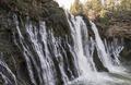 The waterfall at MacArthur-Burney Falls Memorial State Park in California LCCN2013630786.tif