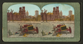 The wreck of San Francisco Jewish Synagogue in foreground from Sutter and Powell Sts, from Robert N. Dennis collection of stereoscopic views.png