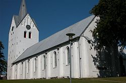 Kerk in Thisted