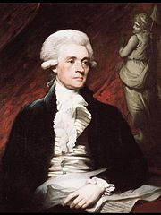 Thomas Jefferson 1786 by Mather Brown