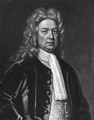 "William Pitt, 1st Earl of Chatham - Governor Thomas ""Diamond"" Pitt."