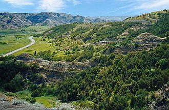 Midwestern United States - Theodore Roosevelt National Park, North Dakota