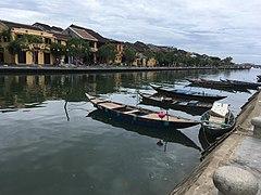 Thu Bon River in Hoi An 1.jpg