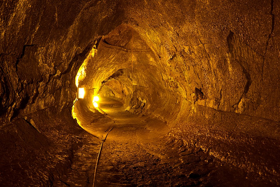 Thurston Lava Tube, Big Island