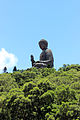 Tian Tan Buddha far 2013.JPG