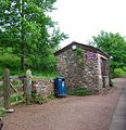Ticket Office, Muncaster Mill Station - geograph.org.uk - 1338117.jpg