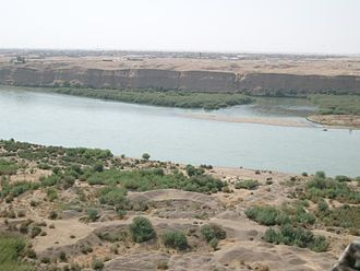 Tigris - Outside of Mosul, Iraq