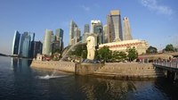 Файл:Time-lapse video of the Merlion statue, Merlion Park, Singapore - 20160614.webm