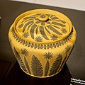 Tobacco jar, Wedgwood Factory, England, c. 1790-1810, stoneware - Montreal Museum of Fine Arts - Montreal, Canada - DSC09435.jpg