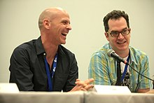 Todd Womack Mark Douglas VidCon 2014.jpg