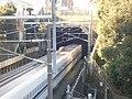 Tokaido Shinkansn Makigahara-I tunnel 1.jpg