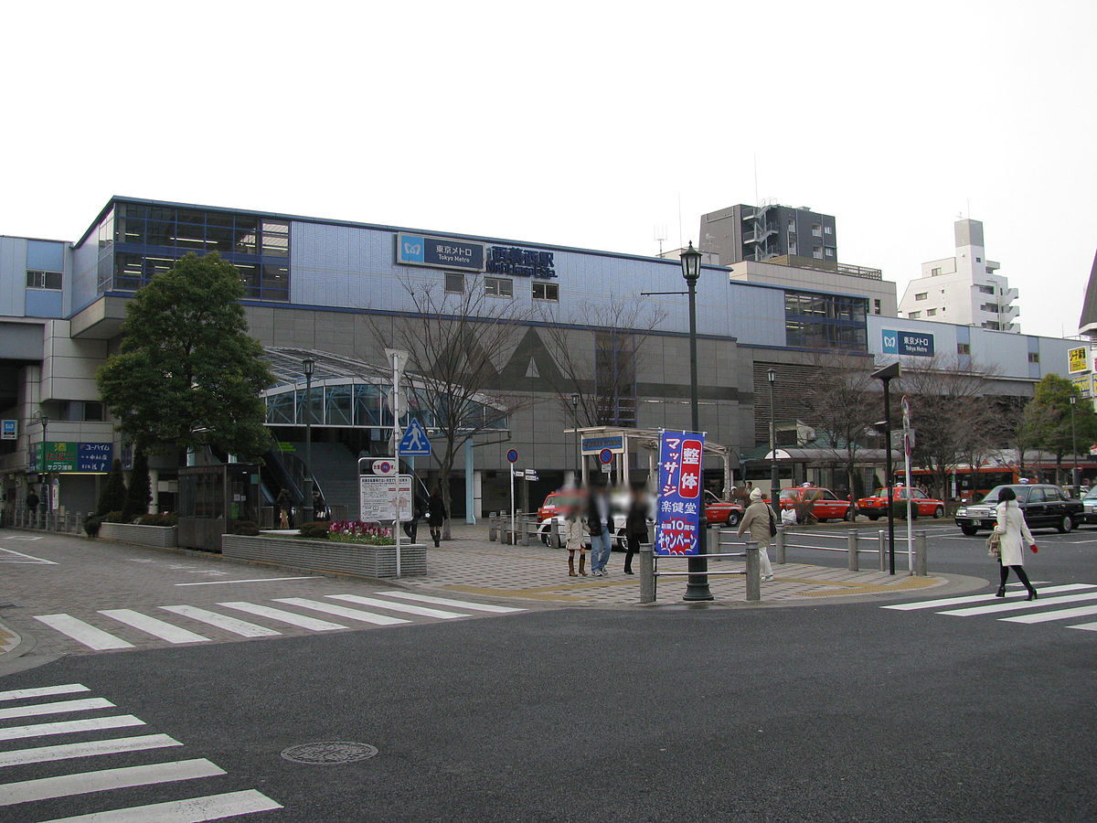 nishikasai station wikipedia
