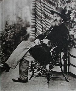 A photo of Tom Taylor by Lewis Carroll.