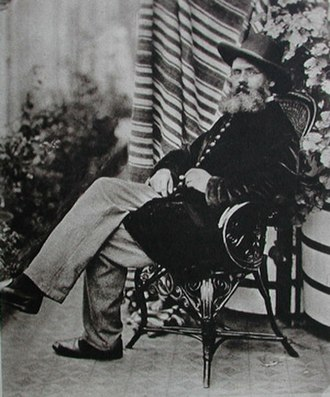 Tom Taylor - Taylor by Lewis Carroll, 1863