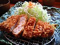 Tonkatsu by ayustety in Tokyo.jpg