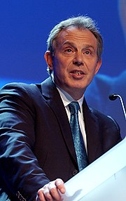 Tony Blair, Labour Prime Minister 1997-2007