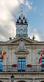 Top town hall Miranda de Ebro, Spain.jpg
