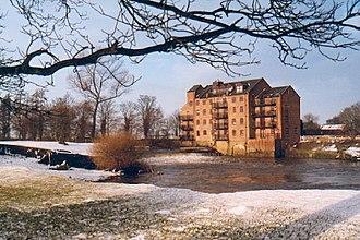Topcliffe, North Yorkshire - Topcliffe Mill