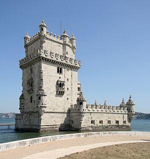 National symbols of Portugal - Image: Torre de Belém Lisboa Richard Bartz scaled