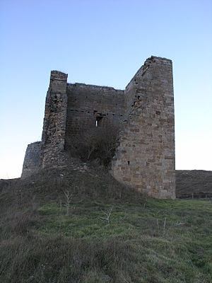 Defensive towers of Cantabria - Tower of Ruerrero.