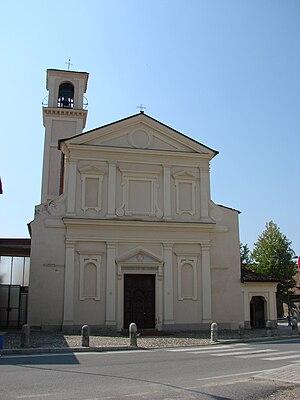 Certosa di Pavia (comune) - Image: Torriano Sant Apollinare