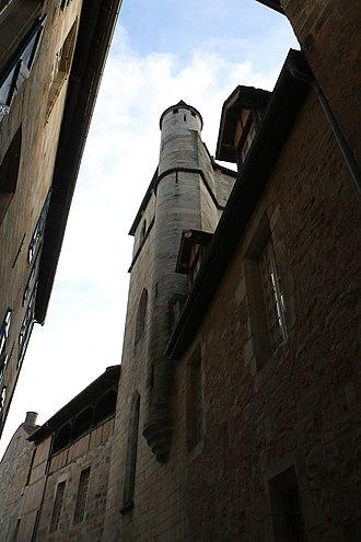 Floirac, Lot - Image: Tour de Floirac