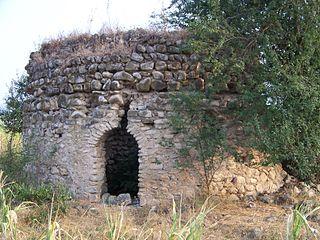 Achšani bokštas