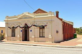 Town Hall, Pingelly, 2014.JPG
