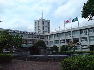 Toyama National College of Technology - Wikipedia